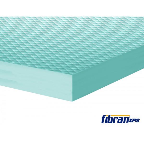 FIBRANxps ETICS GF гофрирана повърхност