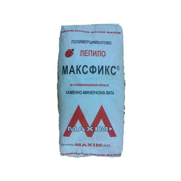Максфикс за каменно-минерална вата