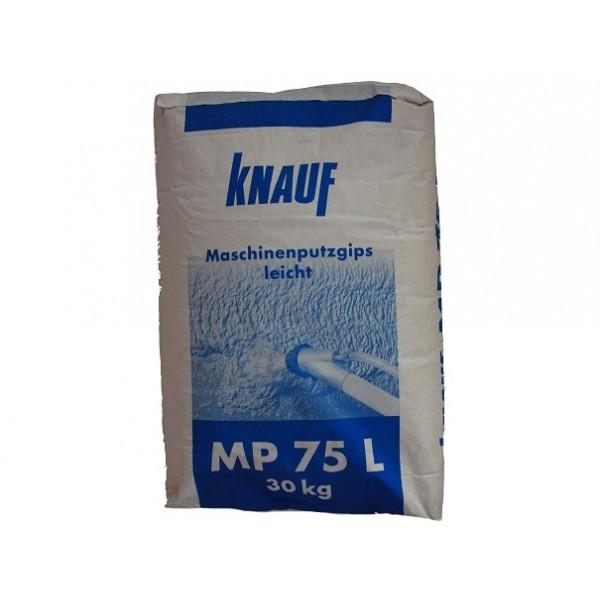 Knauf Гипсова мазилка MP 75 L
